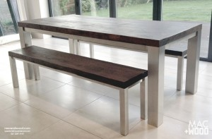 Family Dining Table by Mac+Wood