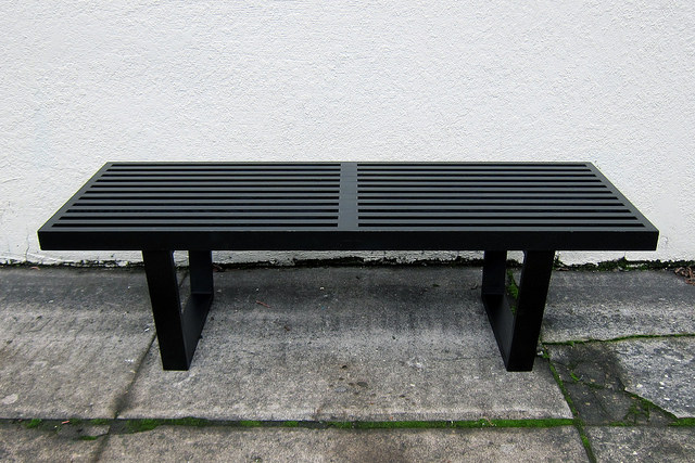 The Nelson Bench