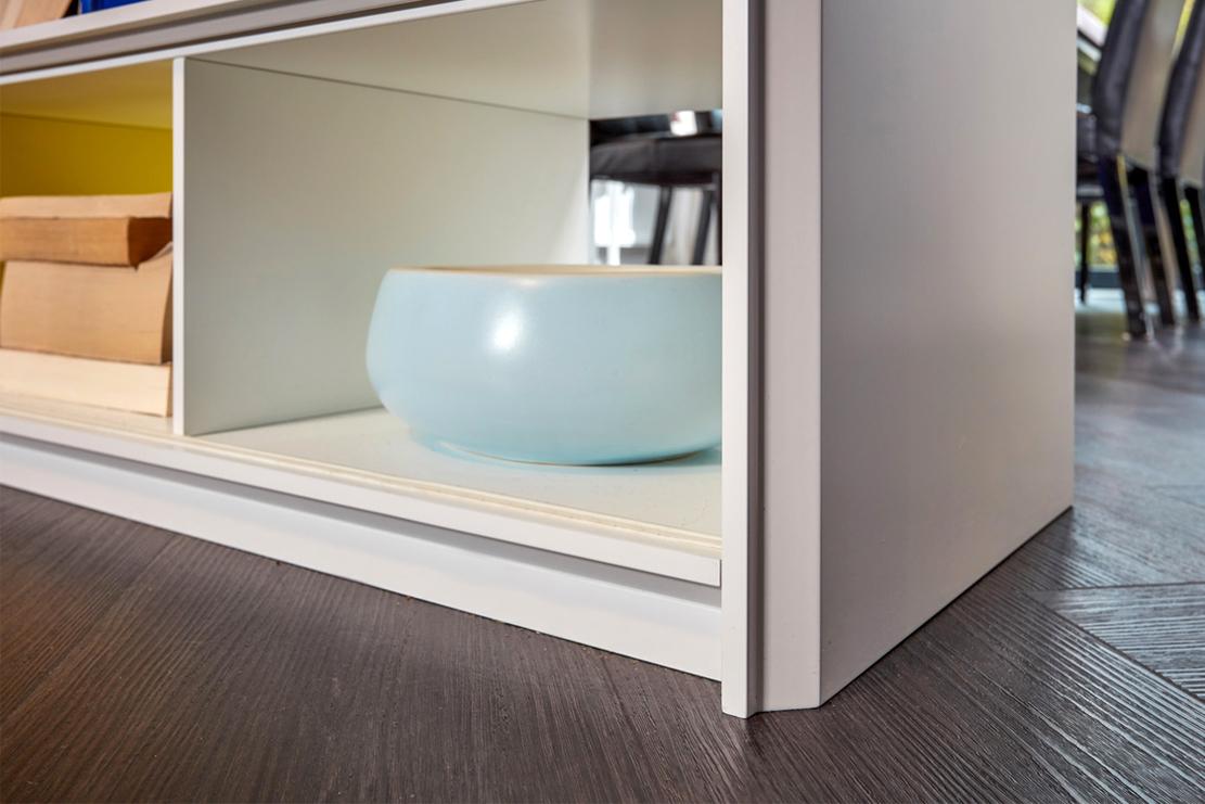 Mondular by Mac+Wood - truly free standing modular system