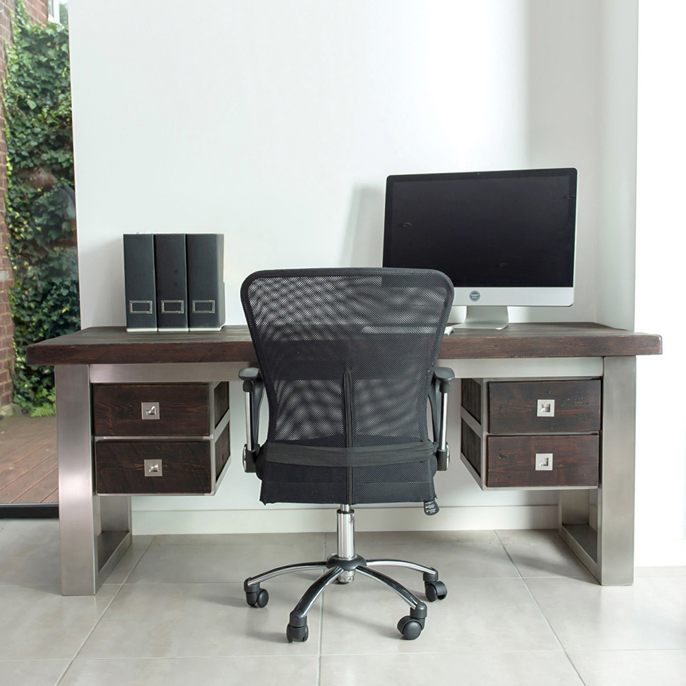 Mac&Wood Desk and Chair