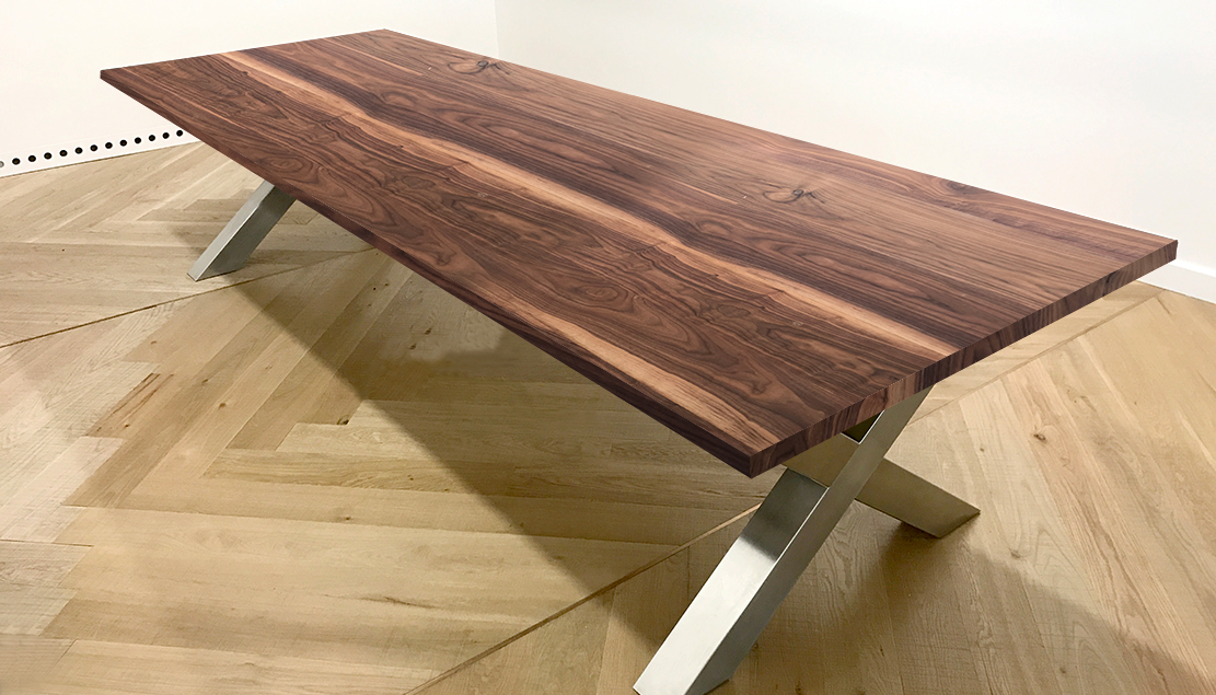 Walnut Boardroom tables